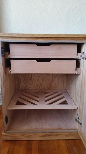 Cabinet Humidors Custom Wineador Creations